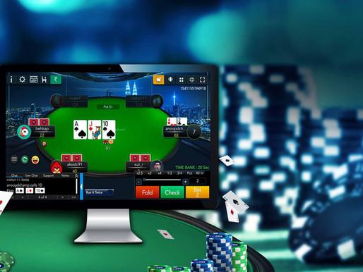 Judi Poker Online Permainan Penuh Keberuntungan