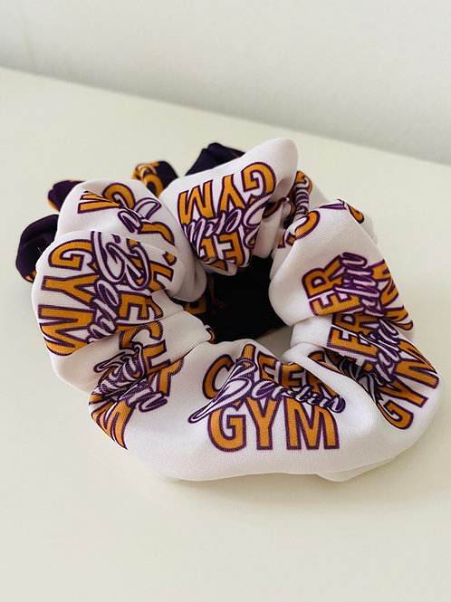 Cheer Gym Scrunchies