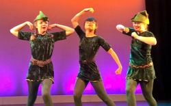 Merry Men dancers