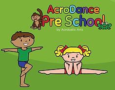 AcroDance Logo