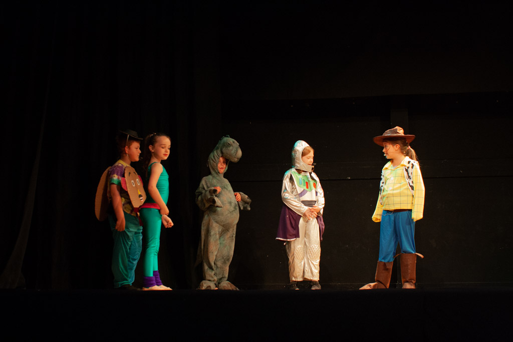 Toy Story drama performance
