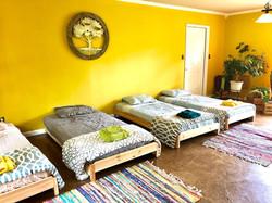 Dorm style quarters