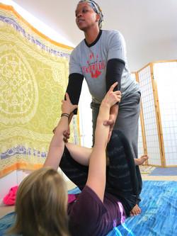 SomaVeda Thai Yoga Jan15