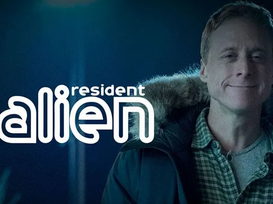 "New 7 Minute Clip | Syfy's ""Resident Alien"" 