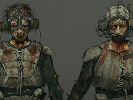 Concept Art For Red Barrels Upcoming Horror Title 'Outlast Trials'