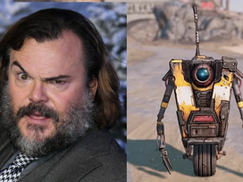 Jack Black To Play As Claptrap In Borderlands Movie By Eli Roth