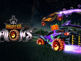 Rocket League Haunted Hallows Event Will Feature The Ghostbusters