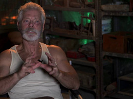 Lucky McKee's Thriller 'Old Man' Stars Stephen Lang