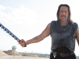 Indie Movie 'Wolf Mountain' Will Feature Danny Trejo In All His Glory
