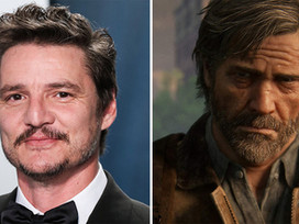 Game Of Thrones Star Pedro Pascal Plays Joel 'In Last Of Us' Television Series