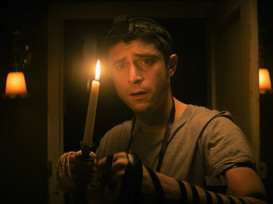 "IFC's Latest Horror Movie ""The Vigil"" Dives Into The Demons Of Jewish Mythos"
