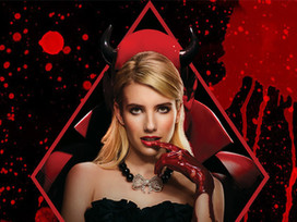 """Emma Roberts Takes The Producing Chair In New YA Lesbian Vampire Series """"First Kill"""""""