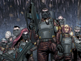 TRAILER | 'Tales Of Science Fiction: HELL' Comic Series By John Carpenter launches First Issue