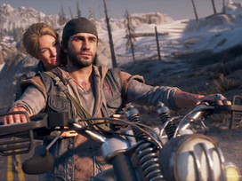 Playstation Exclusive 'Days Gone'Porting To The PC This Spring
