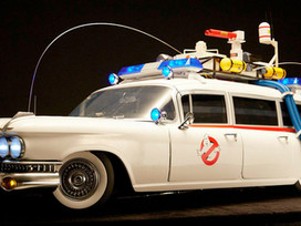 'Ghostbusters': LEGO Revealed A New LEGo Model Of The GhostBusters Ecto-1 Vehicle