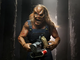 NECA Adds Victor Crowley From Hatchet To The Collectible Toy Figure Roster