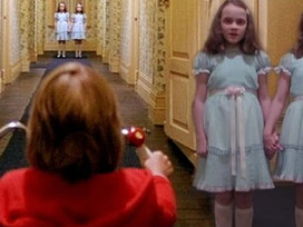 The Shining Twins Get A NECA Figure Next Month