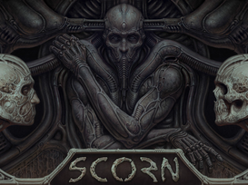 NEW TRAILER   Scorn Horror Adventure Title To Release In 2021