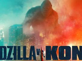 Beautiful High Budget Monster Carnage Mayhem In Godzilla vs. Kong