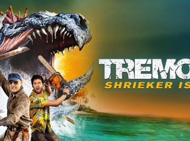I Watched Tremors: Shrieker Island And It wAS tHE mONSTER fLICK fIX i NEEDED