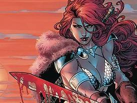 'Red Sonja' Movie Adaptation Gets Hannah John-Kamen From Resident Evil As Lead