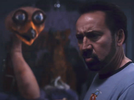'Willy's Wonderland' Questions Answered About Nicolas Cage's Character