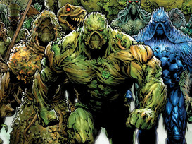 New Swamp Thing Comic Series Will Be Violent And Exciting