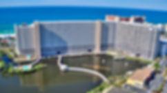 Laketown Wharf Panama City Beach Stucco