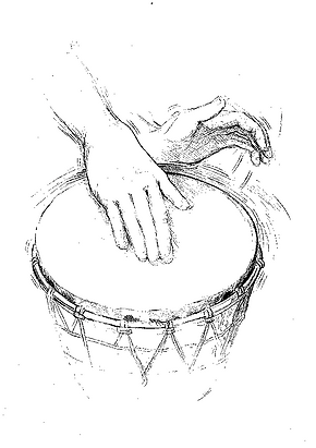 Sketch of drums being played.png