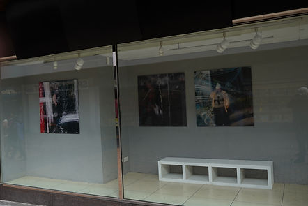 Direct Art Action Gallery is situated in the Grace Church shopping centre in Sutton Coldfield