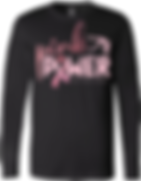 Pink Power Long Sleeve Tshirt.png