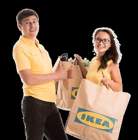 Доставка товаров ИКЕА в Ижевск Две Точки