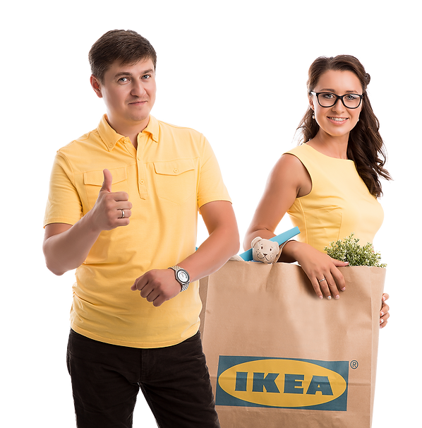 Две точки доставка ИКЕА Ижевск