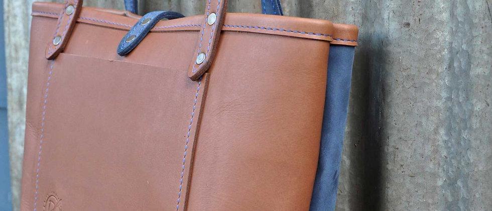 Brown Oiltan / Roughman Blue