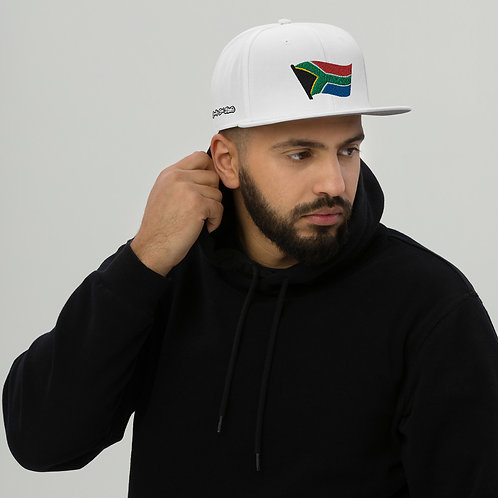 South Africa Snapback Hat