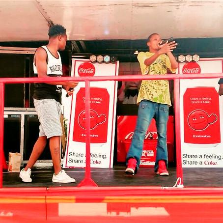 2016 Coca Cola Show