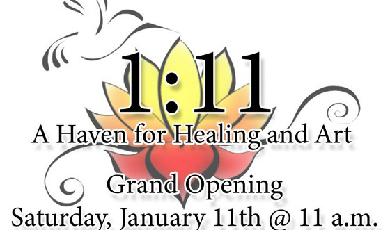 Grand Opening Saturday January 11