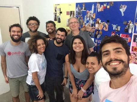Segunda tutoria com Miguel Vellinho