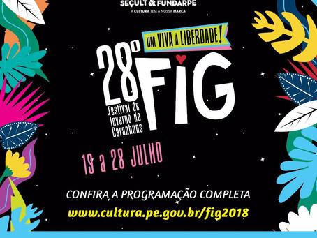 Baldio e Ogroleto no FIG 2018