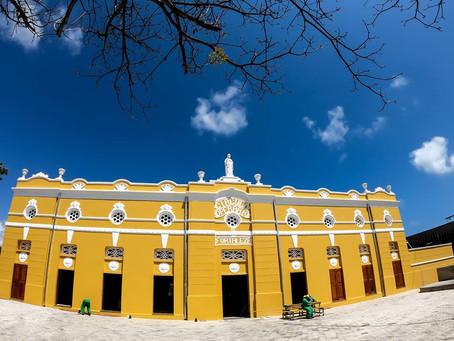 Teatro São José reformado