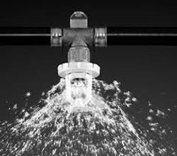 Aspersor de agua