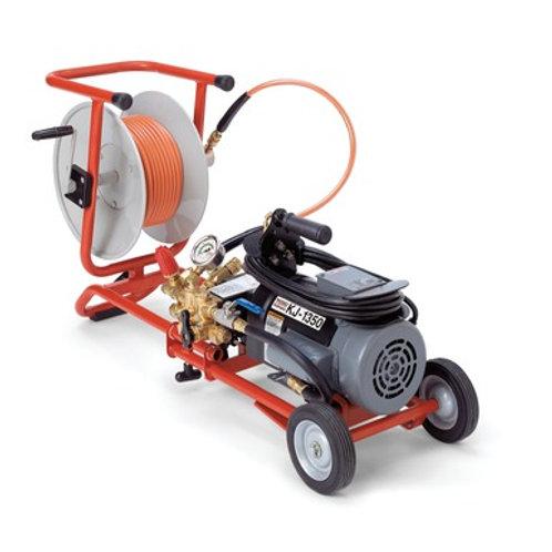 62587  Limpiadora de desagües de alta presión KJ-1350