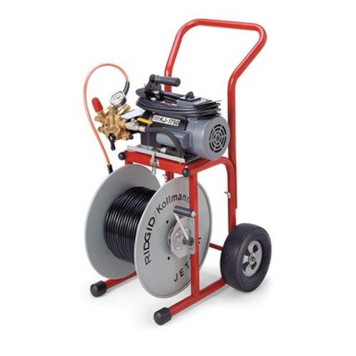 62687 Limpiadora de desagües alta presión KJ-1750
