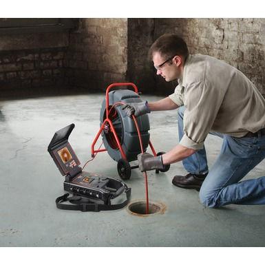32673 Monitor de cámara de inspección SeeSnake® DVDPak2