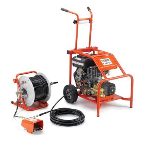37413 Limpiador de chorro de agua KJ-3100