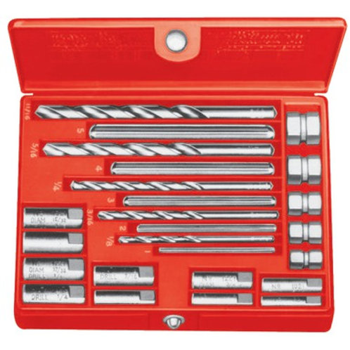 35585 Juego de extractores de tornillos modelo 10