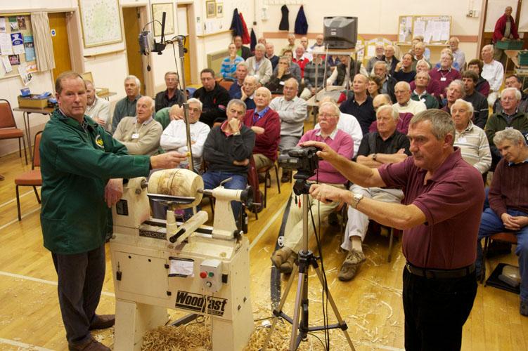 Woodturners' Club Night