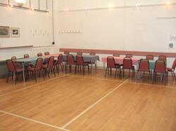 Barn Dance Layout 60 seats
