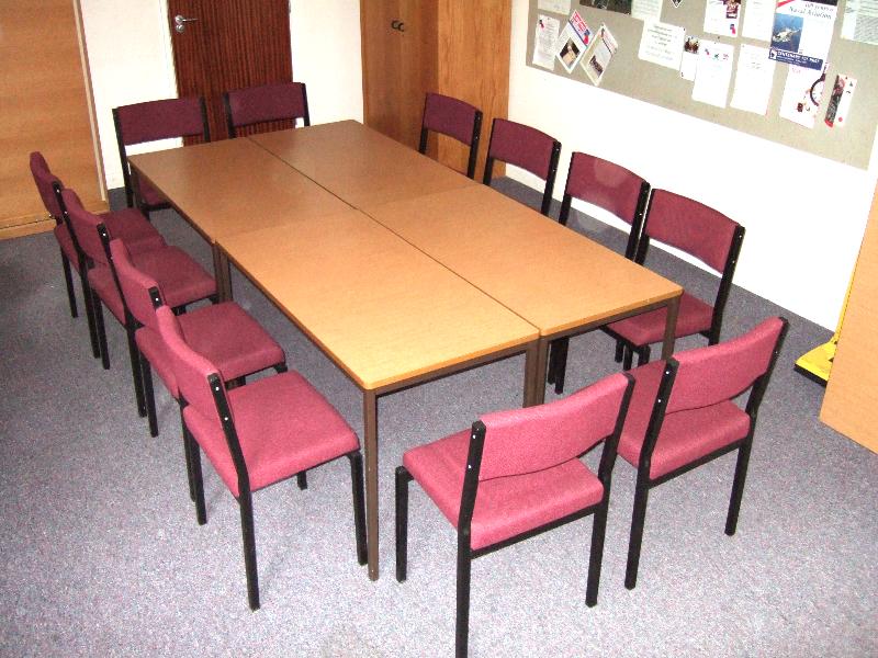 Meeting in Royal British Legion Room