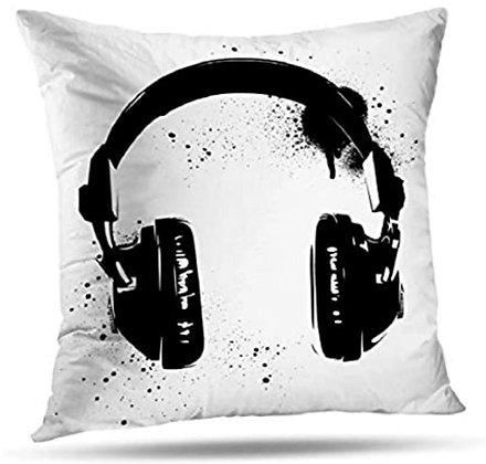 Music Lover Pillow Cover